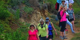 slackpacking mossel bay, slack-packing mossel bay, slackpacking south africa, slack-packing south africa, walking tour mossel bay, guided walk mossel bay